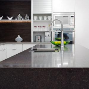 Cocoa Fudge 4260 Caesarstone Komposit Küchenplatten
