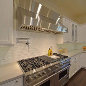 Haze 2030 Caesarstone Komposit Küchenplatte