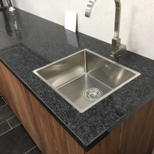 Granit Arbeitsplatte SC-Black