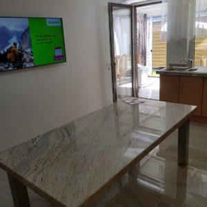 Granit Arbeitsplatte Ivory Fantasi