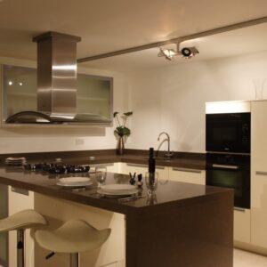 Mink 4350 Caesarstone Komposit Küchenplatten