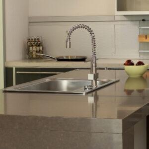 Shitake 4230 Caesarstone Komposit Küchenplatten