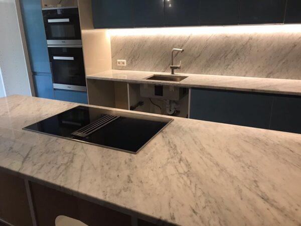 Marmor Küchenplatten