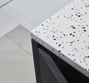 Terrazzo Küchenplatte