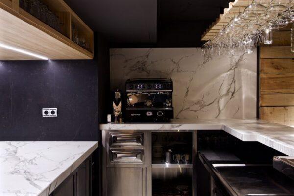 Dekton Aura Küchenarbeitsplatten
