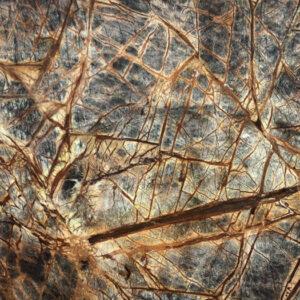 Marmor Arbeitsplatte Rainforest Brown