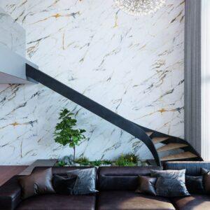 Marmor Arbeitsplatte Calacatta Corchia