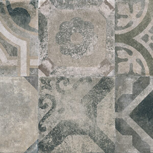 Vintage  Heritage Cendre Decor