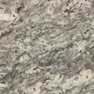 Granit Treppenstufen Kashmir White