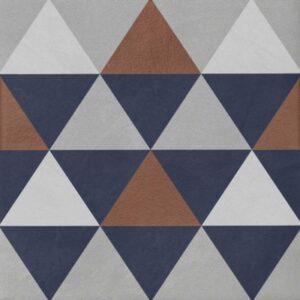 Vintage Fliesen Quadrat Dekor 2