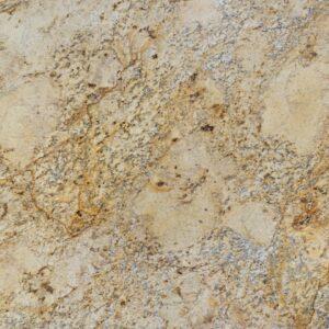 Granit Arbeitsplatte Cloudy Yellow