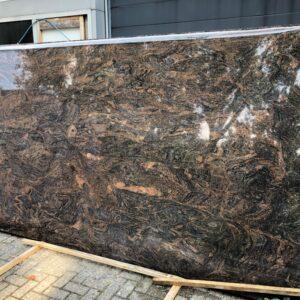 Granit Fensterbank Paradiso Dark